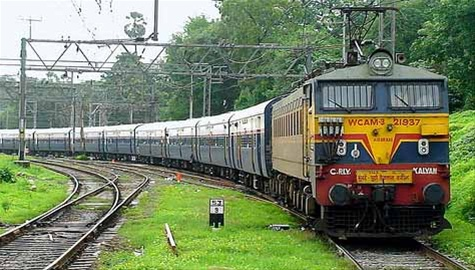 Ways to check the Indian railway train status
