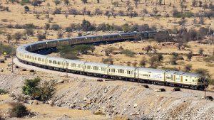 Desert train India