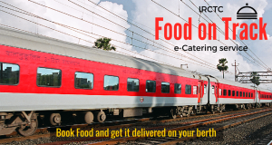 E-catering trains