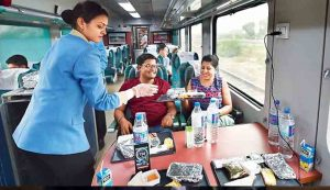 Indian Railways catering